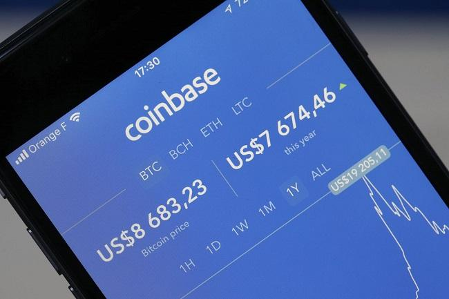 investing in bitcoin coinbase