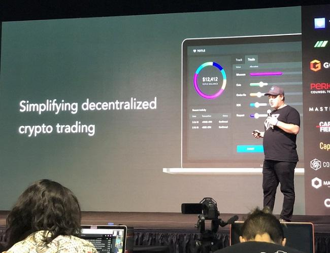 Crypto startup Totle raises $1M from <bold>Arrington</bold> <bold>XRP</bold>, NEO Global <bold>Capital</bold>, and Goren Holm Ventures