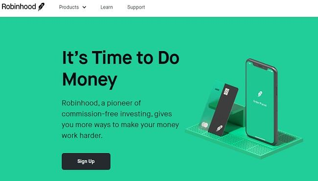 is robinhood trading cryptocurrency