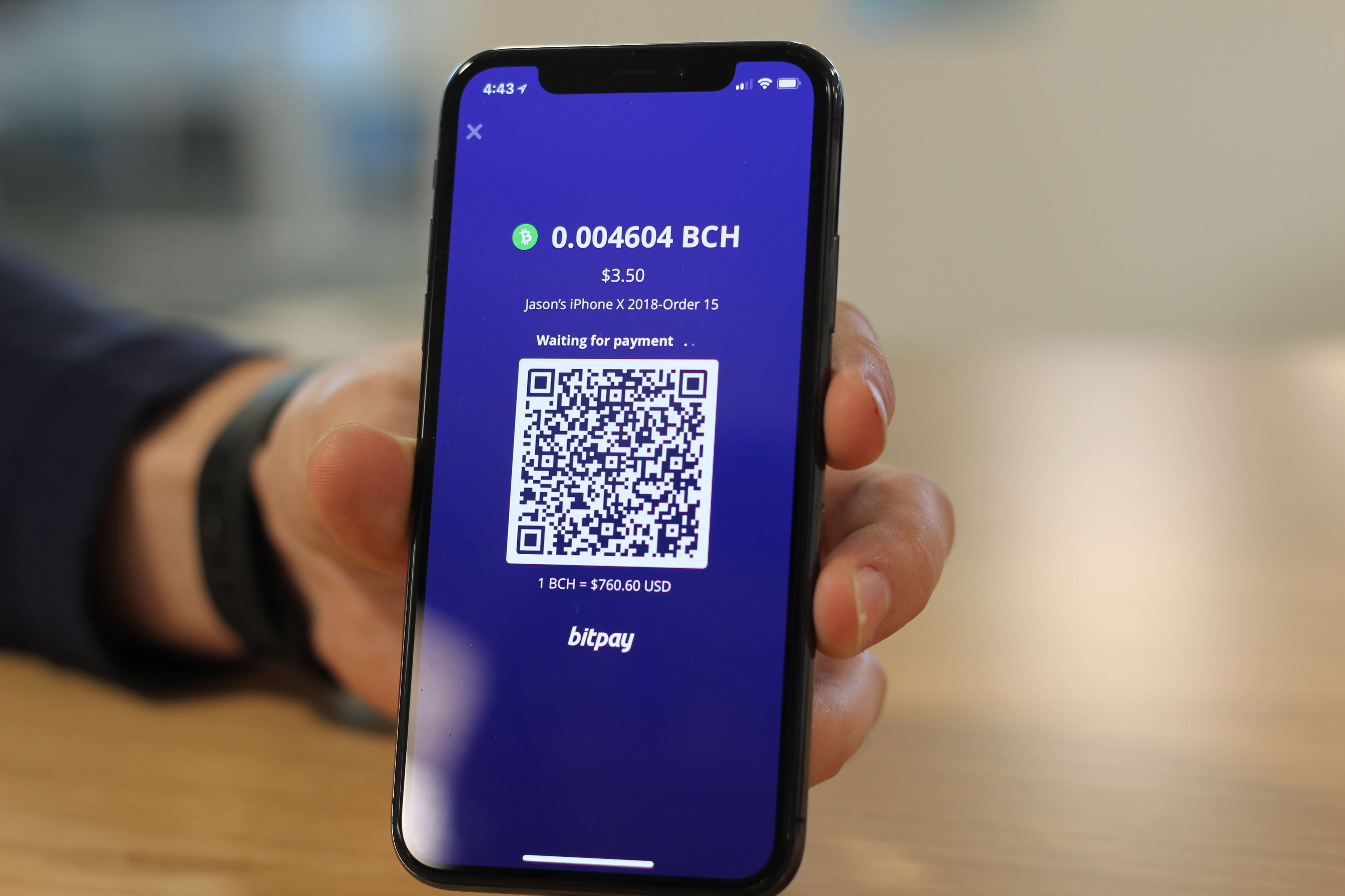 what cryptocurrencies can you use with bitpay card